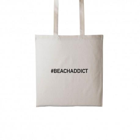 Totebag BEACH ADDICT