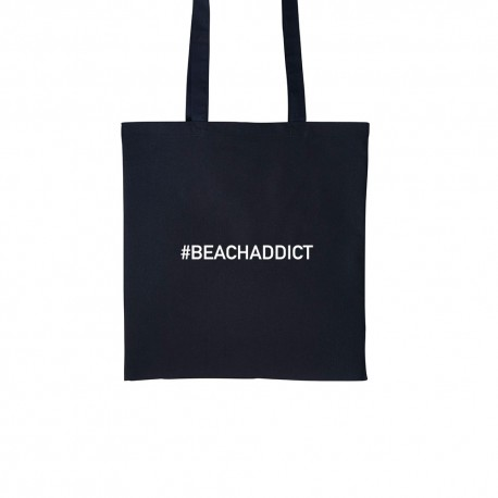 Totebag BEACH ADDICT