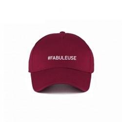 Casquette FABULEUSE