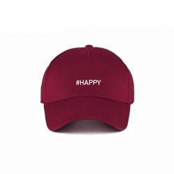 Casquette HAPPY