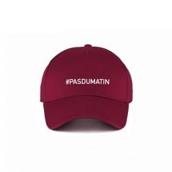 Casquette PAS DU MATIN
