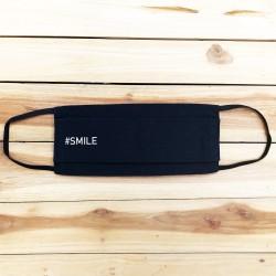 Masque noir SMILE
