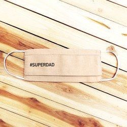 Masque beige SUPERDAD